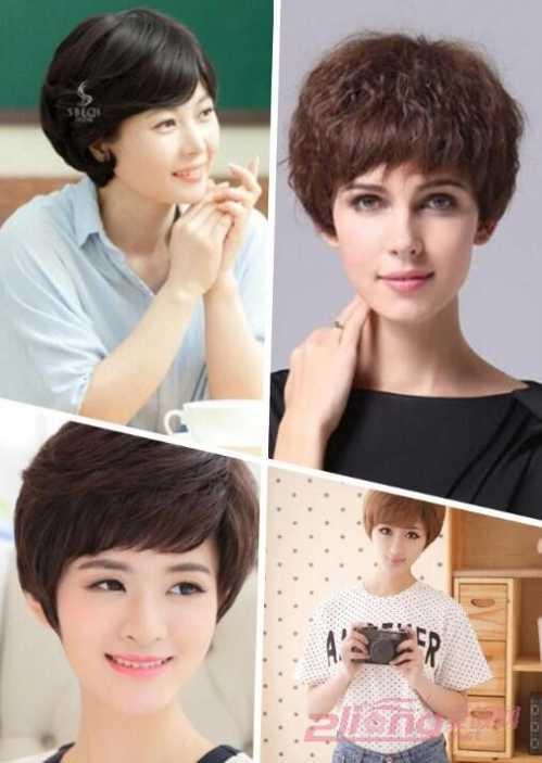 45岁女人短发发型 适合中年妇女的短发发型让你做个自信女人
